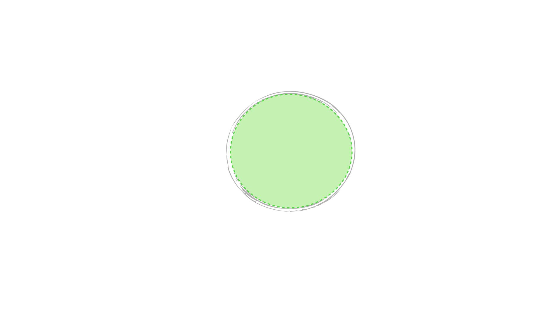 En el pin circular