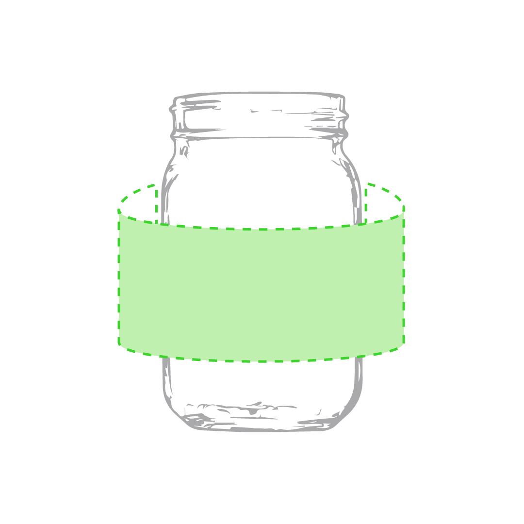 Alrededor del vaso