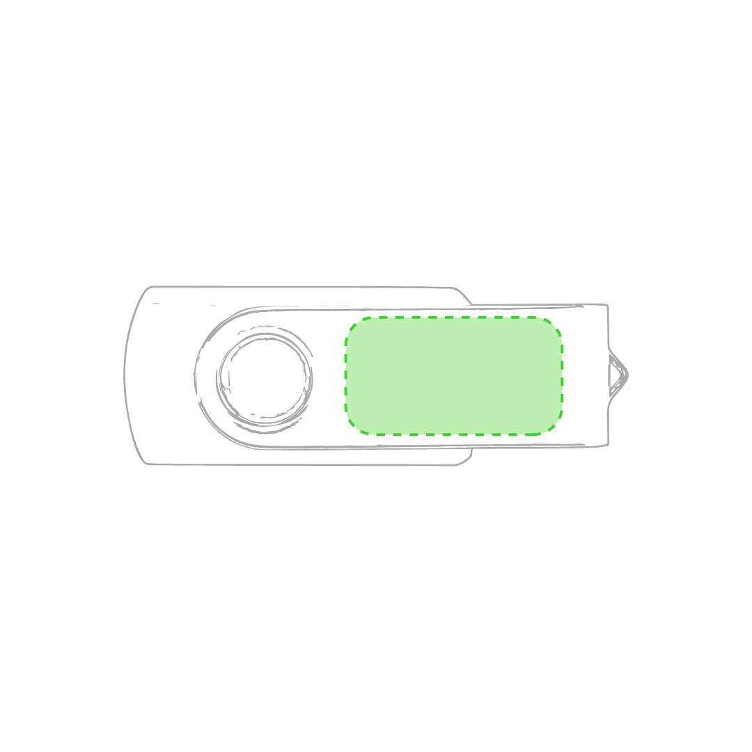 Clip Metálico Cara A o B