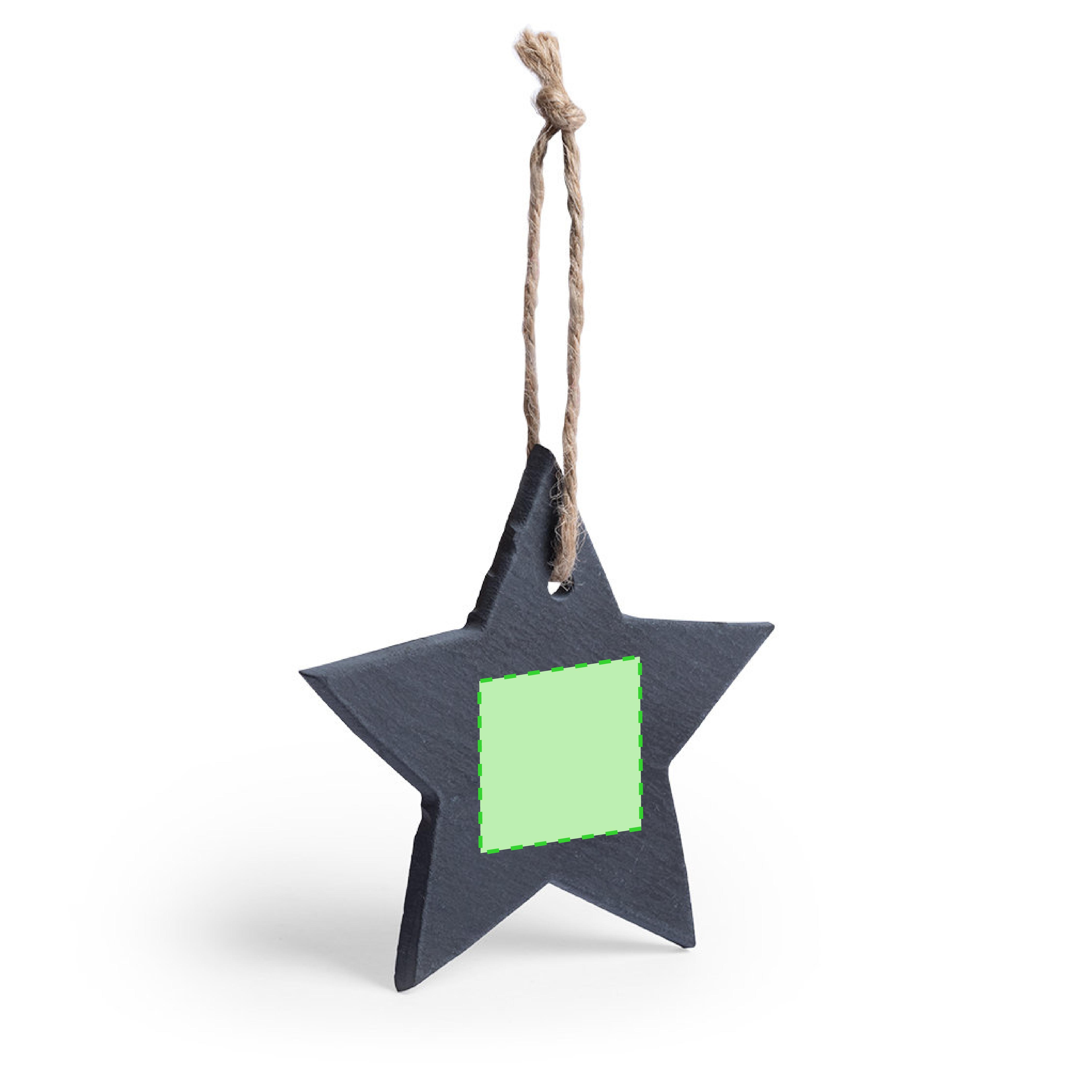 En la estrella