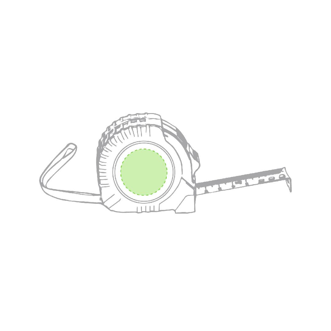 En la zona circular