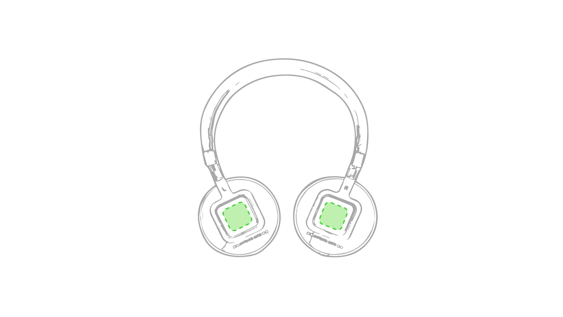 En ambos auriculares